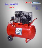 Отличный поршневой компрессор Fiac 100AB350