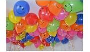 Изделия из воздушных шаров в Киеве.