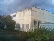 Ангары,  зернохранилище,  мастерские в Воскресенске