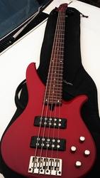 Продам мастеровую бас-гитару Yamaha rbx-375