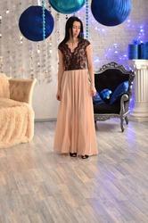 Продам вечернее(выпускное платье)