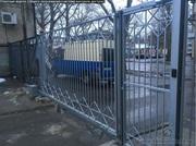 Ворота распашные,  откатные,  секционные,  автоматика для ворот,  шлагбаум