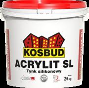 Силиконовая штукатурка ACRYLIT-SL