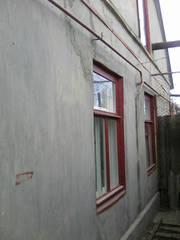 Продаю два дома и гараж с теплицей над ним в отдельном дворе можно под