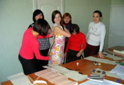 Курсы шитья в Николаеве    Учим шить и кроить.