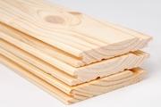 Вагонка деревянная сосна,  ольха,  липа в Николаеве