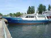 Продам прогулочное моторное судно