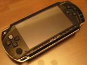 Продам PSP черная 5.50GEN-D3