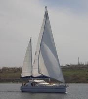 Продажа голых корпусов яхт